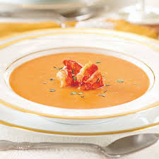 Instant Pot Lobster Bisque