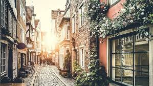 hd wallpaper old town old city