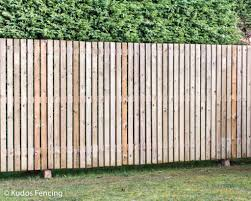 Choose Style Of Picket Or Palisade Fence Kudos Fencing Ltd