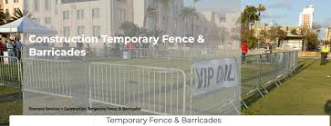 How To Choose A Temporary Fence To Rent Diamond Services