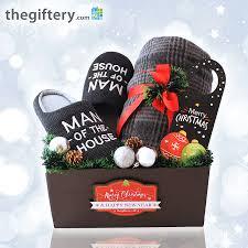 gift basket for men a