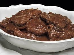 slow cooker cube steaks and gravy