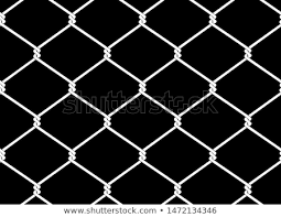 Fence Clipart Silhouette Fence Clipart Black And White Stunning Free Transparent Png Clipart Images Free Download