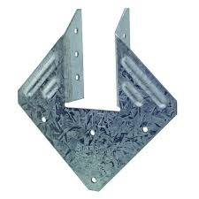 Simpson Strong Tie Fb Zmax Galvanized Fence Rail Bracket For 2x4 Nominal Lumber Fb24z The Home Depot