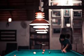 pool table lights the best options to
