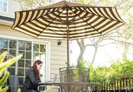 patio umbrellas for any size yard