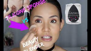 silicone makeup blender review