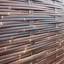 Bamboo Woven Screen Uk Bamboo Supplies Ltd