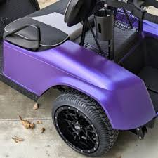 Pushing The Trend In Vinyl Golf Car Wrap Products Golfcargraphics Com