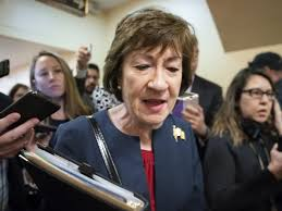 Susan Collins Of Maine Announces She Will Seek Reelection | KERA News