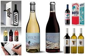 40 creative wine label designs