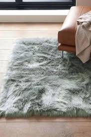 white faux fur rug dataethics co