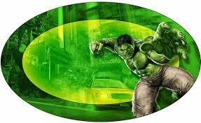 Hulk Eitquetas Para Candy Bar Para Imprimir Gratis Hulk