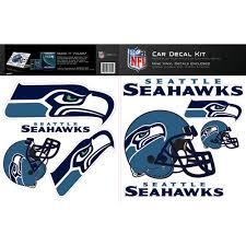 Skinit Seattle Seahawks Car Decal Kit Walmart Com Walmart Com