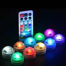Đèn LED tròn chìm đổi màu điều khiển từ xa cho bể cá giảm chỉ còn 30,000 đ