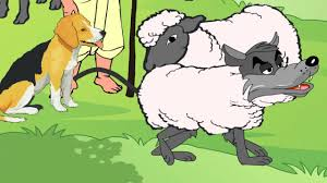 the wolf in sheep s clothing you