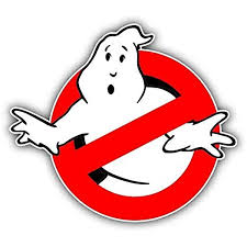Amazon Com Ghostbusters Wall Graphic Decal Sticker 25 X 22 Home Kitchen