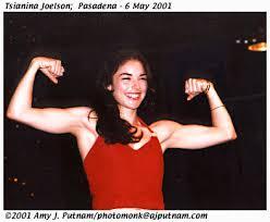 Pasadena 2001: Tsianina Joelson