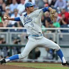 CWS: UCLA Ace Adam Plutko Solid in Bruin Win - Minor League Ball