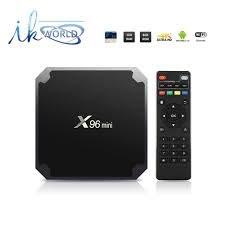 China X96 Mini 1GB/8GB Amlogic S905W Chips Android TV Box IPTV Set Top Box  Kodi Full Loaded with WiFi, 1080P HD and 4K Supporting - China Streaming  Media Player, Kodi