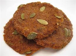 raw ernut squash cookies gluten