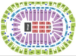 pnc arena seating chart maps raleigh