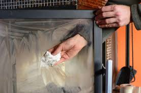 tips for cleaning your fireplace