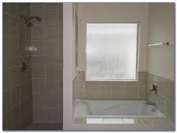 frosted glass bathroom windows