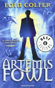 Artemis Fowl: Amazon.it: Colfer, Eoin, Ragusa, A.: Libri