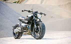 bmw r1200r scrambler motorcycle bike