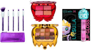 makeup line inspired by disney villains