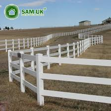 China 16 Ft Vinyl Split Rail Fence Cost Effective China Vinyl Horse Fencing Vinyl Horse Fence