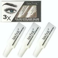 technic eyelash glue 3 s clear lash