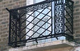 Iron Balcony Railings Designs Fence Design With Charm Wrought Contemporary Home Elements And Style Railing Catalog Curved Front Porch Outdoor Interior Crismatec Com