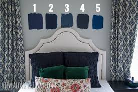best navy blue paint colors