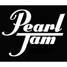 Pearl Jam Band Logo 4