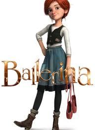 Felicie Ballerina Le Film Ballerina Pelicula Bailarinas Ballerina