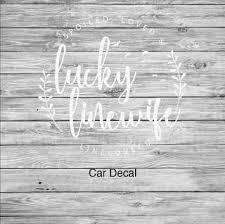 Spoiled Loved Lucky Linewife Lineman S Wife Car Decal Line Love Co