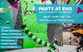 evo news 1st anniversary party
