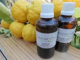 laundry liquid with essential oils