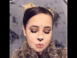 polar bear makeup tutorial saubhaya