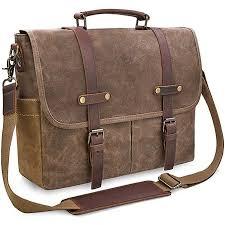 mens messenger bag 15 6 inch waterproof