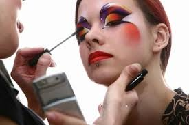 types of professional makeup artists in
