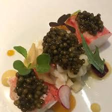 King Crab Salad w Osetra Caviar - Table ...