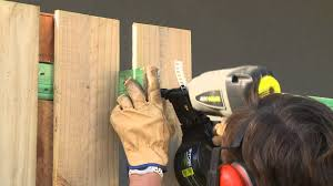 How To Install Fence Palings Diy At Bunnings Youtube