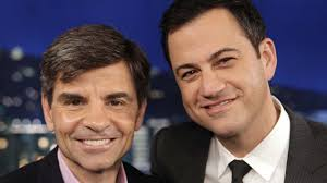 Jimmy Kimmel and George Stephanopoulos Relate Over Their Daughters ...
