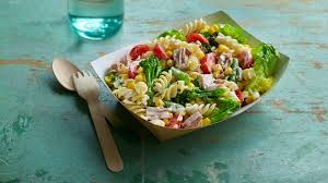 Tuna and sweetcorn pasta salad recipe ...
