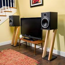 how to build speaker stands