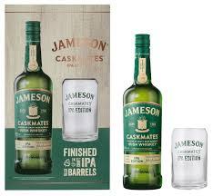 jameson caskmates ipa glass 750ml x1