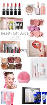 affordable beauty gift ideas under 50